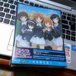 ガールズ&パンツァーTV&OVA5.1chBD-BOXが届きました