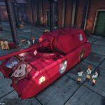 【ガルパン】ドリームタンクマッチDX、マウスの性能と使い方・乗員等を考えてみる